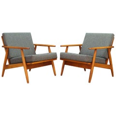 Sessel Teak Danish Design 1960-1970 Classic