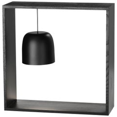 Flos Gaku Wire Table Lamp in Black by Nendo