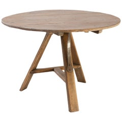 Dutch Tilt-Top Table