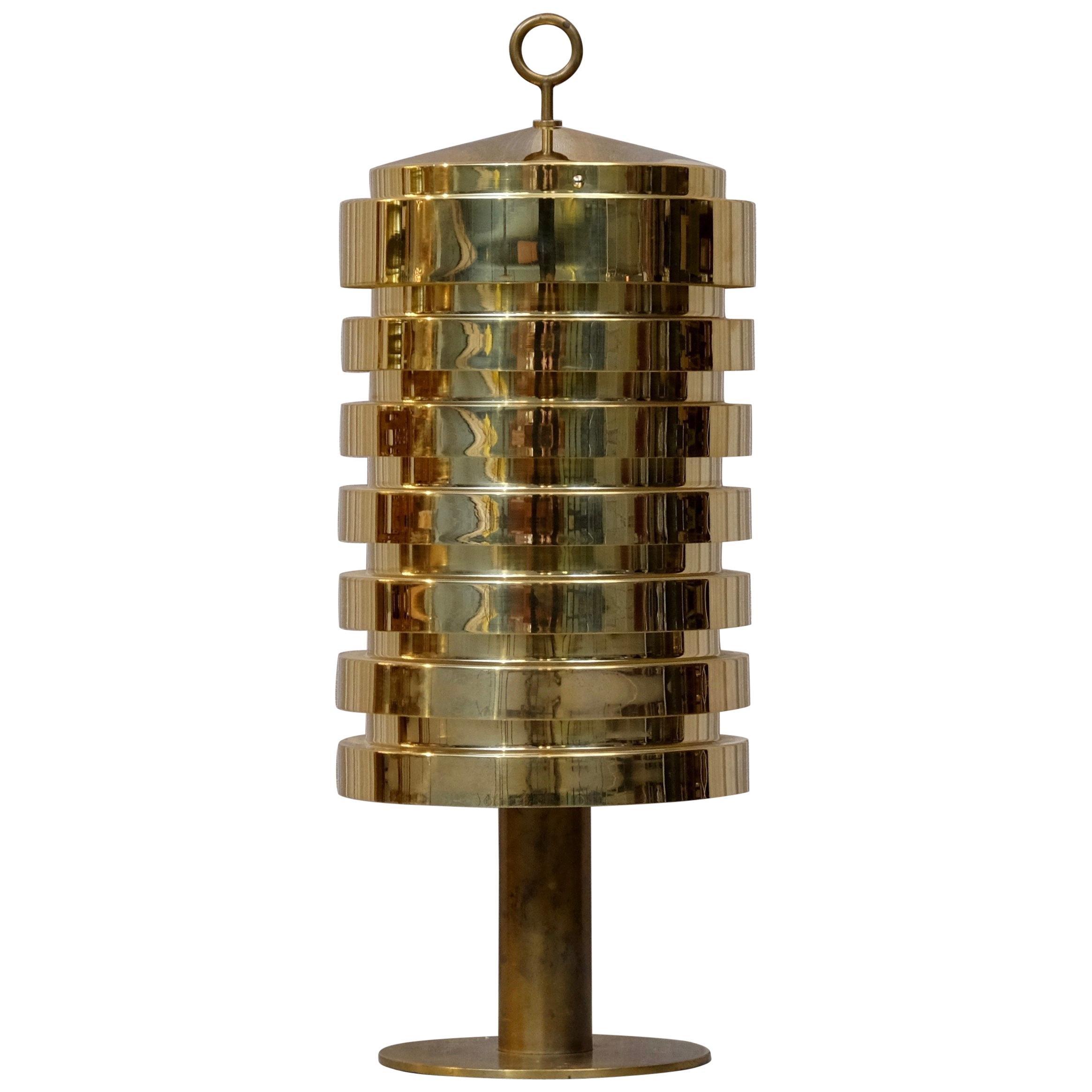 Rare Hans-Agne Jakobsson Table Lamp Model B-99, 1960s