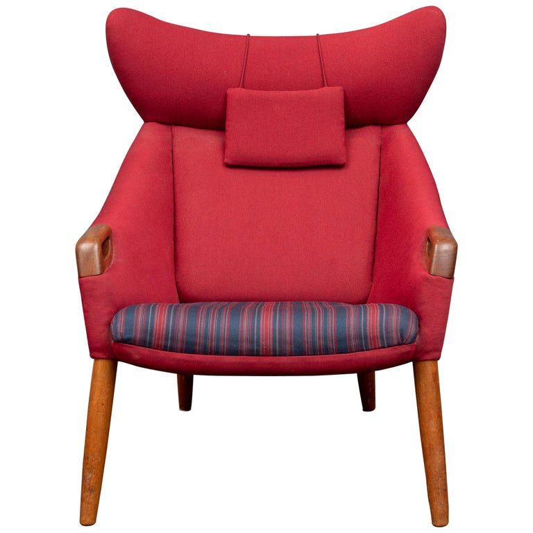 Kurt Ostervig Lounge Chair For Sale