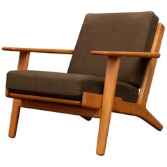 Hans Wegner Lounge Chair GE 290
