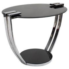 Vintage Coffee Table by Josef Hoffmann, 1920s-1930s