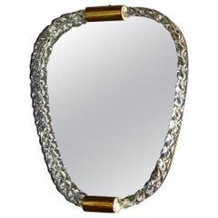 Murano Mirror, Italy, 1930s