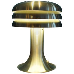 Table Lamp BN-25 Hans-Agne Jakobsson Brass, 1950