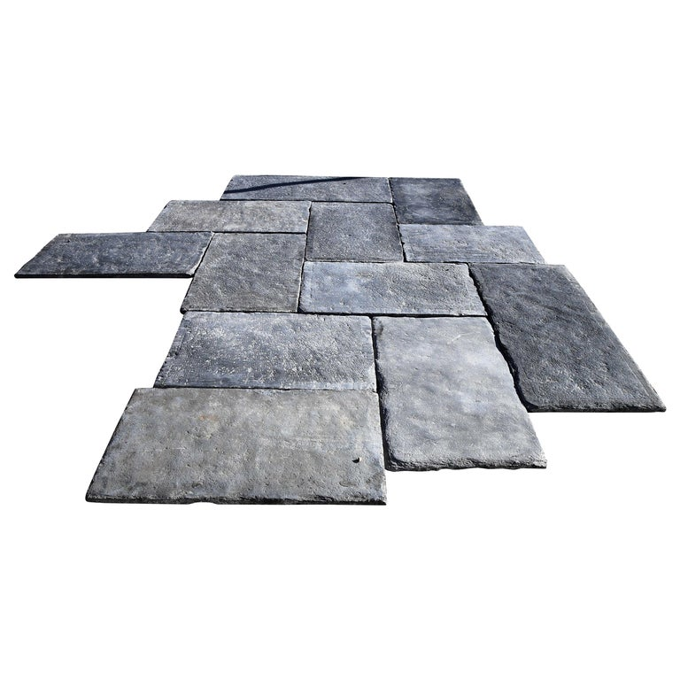 Reclaimed Bluestone Flooring For Sale