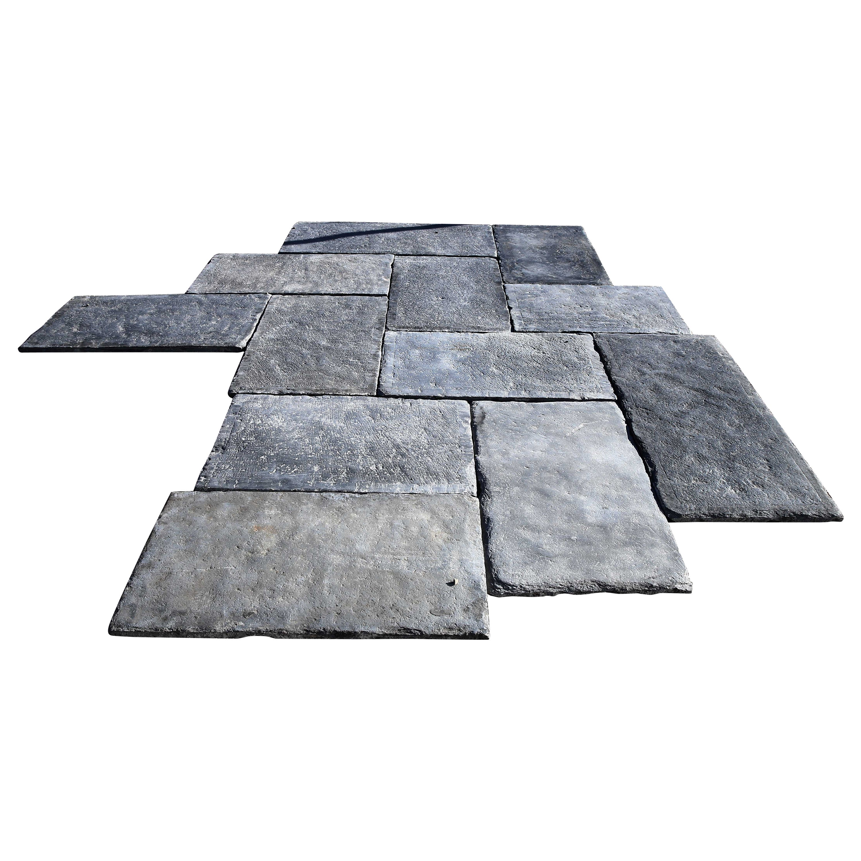 Reclaimed Bluestone Flooring