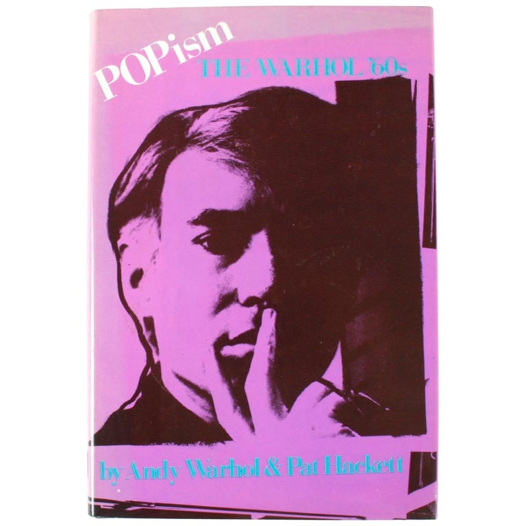 Popism: The Warhol '60s by Andy Warhol For Sale