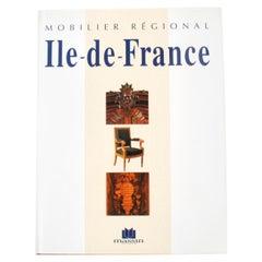 Mobilier Régional Ile-de-France by Edith Mannoni, 1st Ed