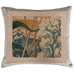 B.Viz Design Antique Tapestry Pillow