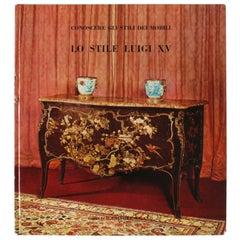 Lo Stile Luigi XV by Philippe Siguret 1st Edition