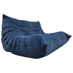 Exquisite Ligne Roset Togo Sofa Settee Microfiber