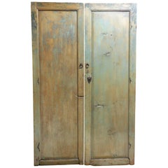 Pair of 19th Century Doors