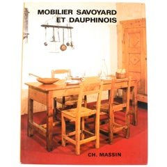Mobilier Savoyard et Dauphinois by Lucile Oliver