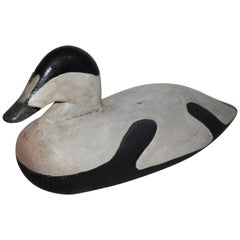 Amazing Original Painted  Signed Decoy