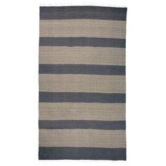 Swedish Flat Weave Rug by Gunilla Lagerbielke