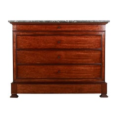 Louis Phillippe Secretary Commode