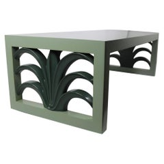 Palm Leaf Table by Robsjohn Gibbings