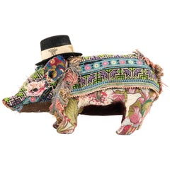 Southern Beasts Mini Pig by Mary Lou Marks