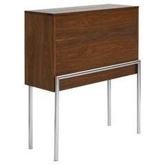 ClassiCon Orcus Desk in Walnut by Konstantin Grcic