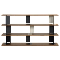 ClassiCon Paris 4 Shelves in Walnut by E. Barber & J. Osgerby