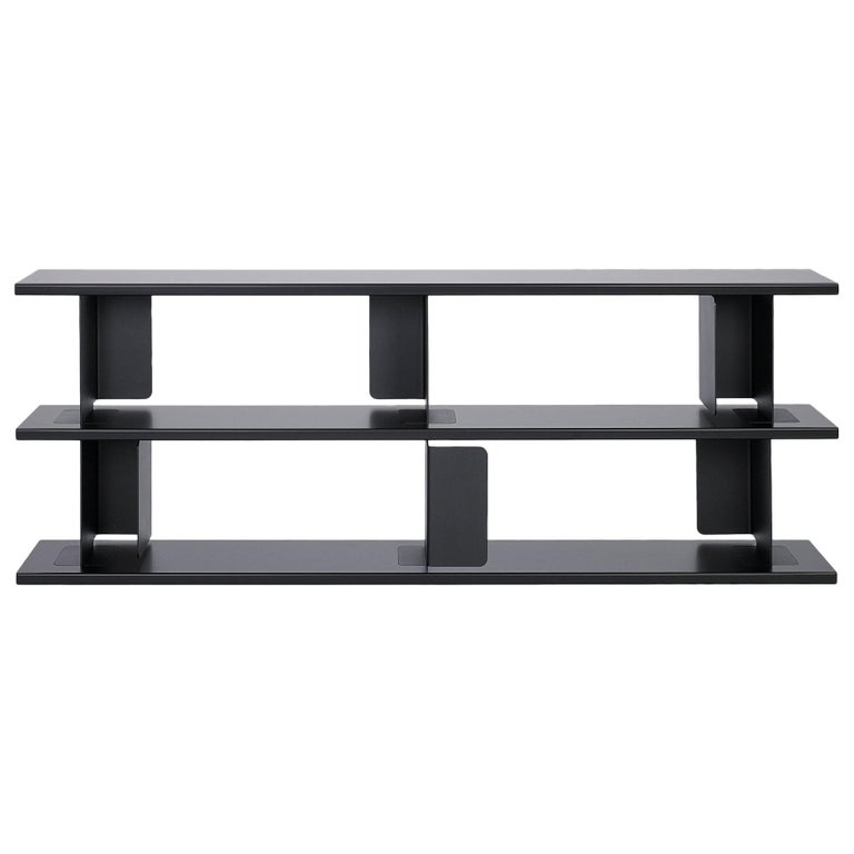ClassiCon Paris 3 Shelves in Black by E. Barber & J. Osgerby For Sale