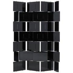 ClassiCon Brick Screen in Black by Eileen Gray