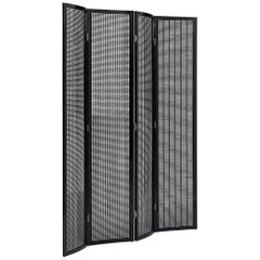 ClassiCon Folding Screen in Black by Eileen Gray