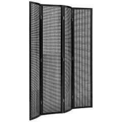 ClassiCon Folding Screen in Black by Eileen Gray