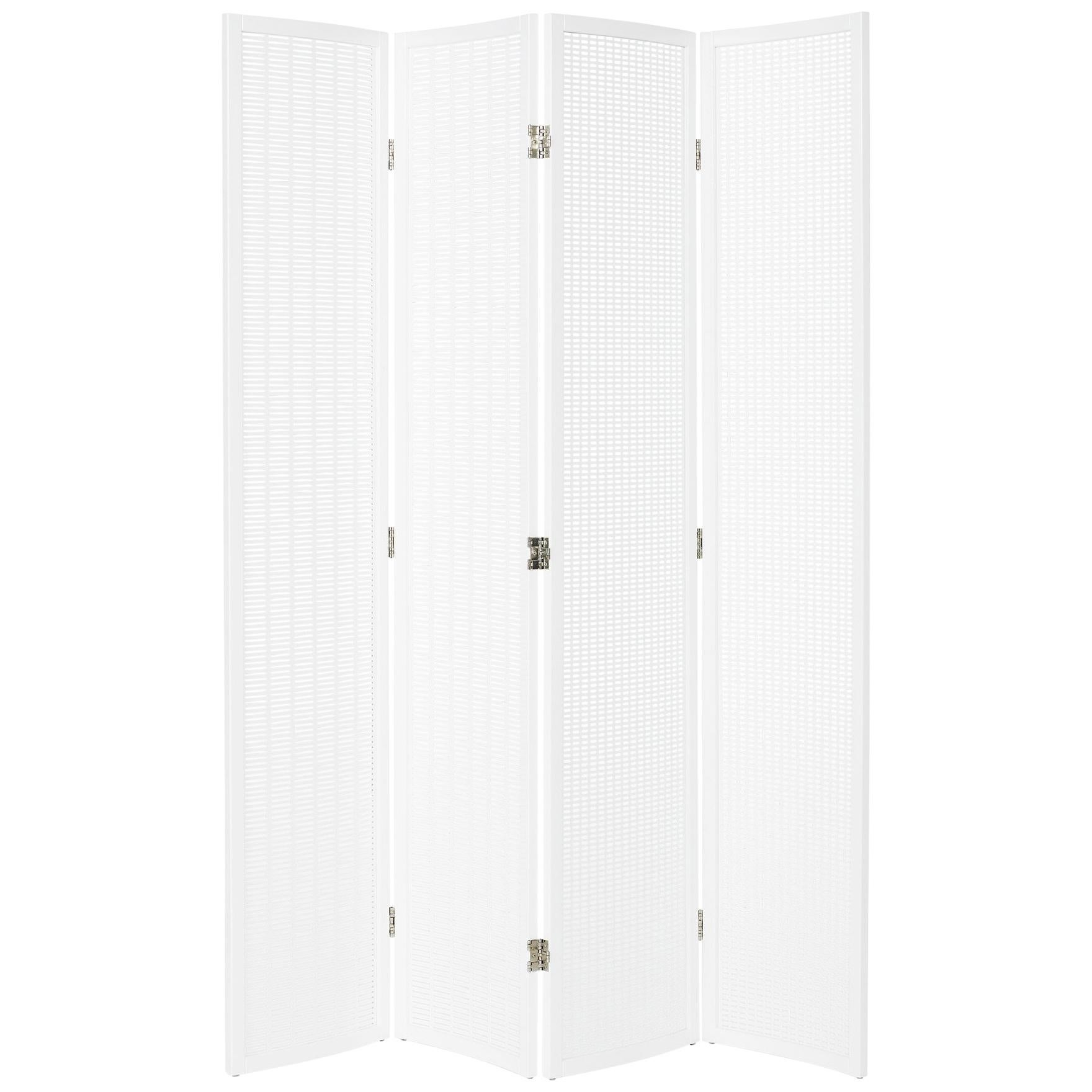 ClassiCon Folding Screen in White by Eileen Gray