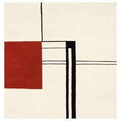 ClassiCon Wendingen Rug in Wool by Eileen Gray