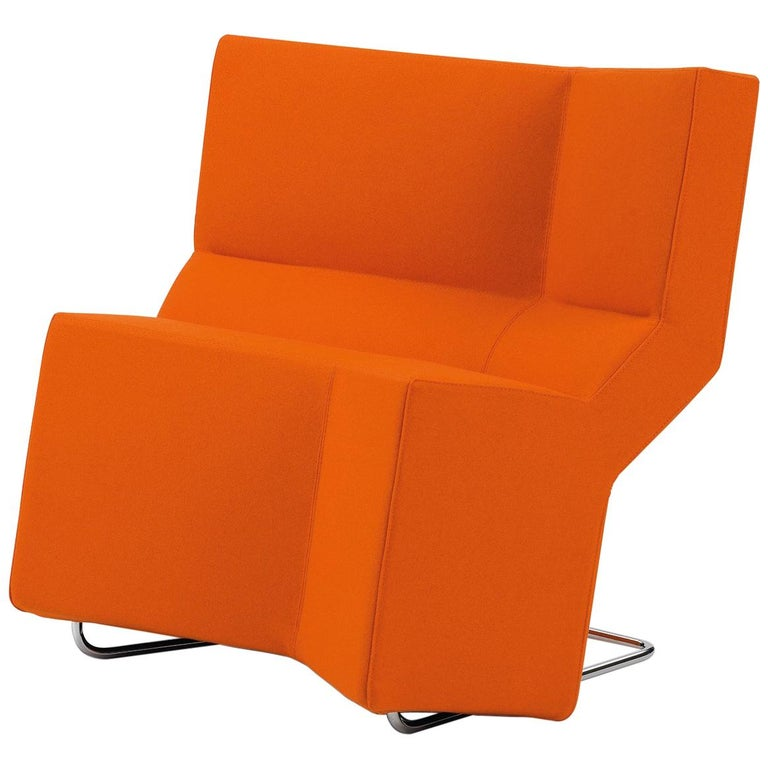 ClassiCon Chaos Chair in Fabric by Konstantin Grcic For Sale