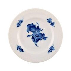 Royal Copenhagen Blue Flower Braided, Large Dessert Plate or Salad Plate