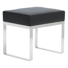 ClassiCon Banu Stool in Black by Eckart Muthesius