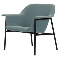 ClassiCon Sedan Armchair in Fabric with Metal Frame by Neri&Hu