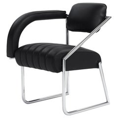ClassiCon Non Conformist Chair in Leather by Eileen Gray