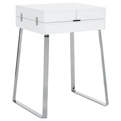 ClassiCon Zelos Fold-Out Secretary Desk in White by Christoph Böninger