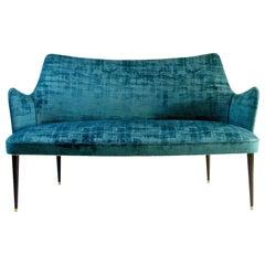 Midcentury Sofa by Osvaldo Borsani, Italy