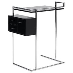 ClassiCon Petite Coiffeuse Table in Black by Eileen Gray