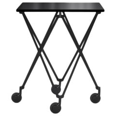 ClassiCon Sax Side Table in Black by Christoph Böninger