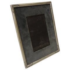 Vintage Pewter Picture Frame