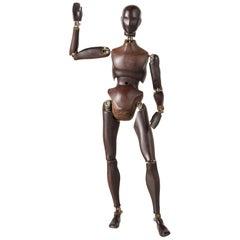 """Atsco """"Oscar"""" Artist Mannequin, America, circa 1930"""