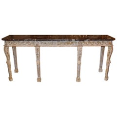 French Louis XVI Style Console