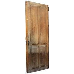 French Double Door Set, circa 1850