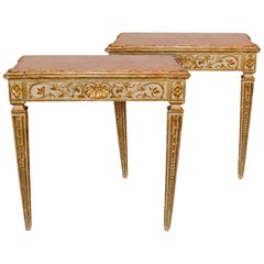 19th Century French Neoclassical Consoles