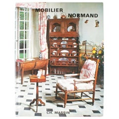 Mobilier Normand by Lucile Oliver, First Edition