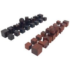 Josef Hartwig Bauhaus Chess Set