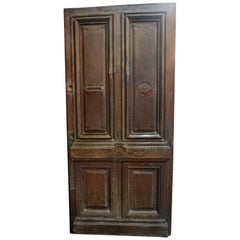 French Oak Door