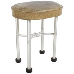 Warren McArthur Machine Age or Art Deco Stool