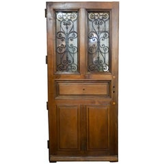 Antique French Door